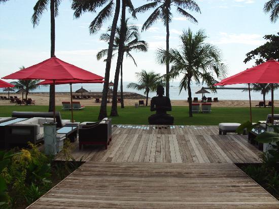 Club Med Bali: la plage