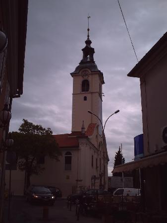 Риека, Хорватия: Old town, Rijeka, Croatia, April, 2008