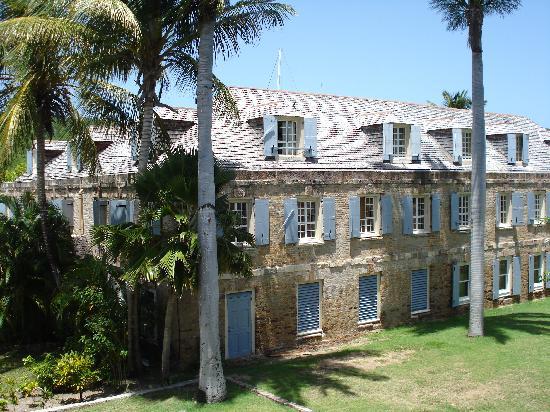 Antigua : Nelson's Dockyard