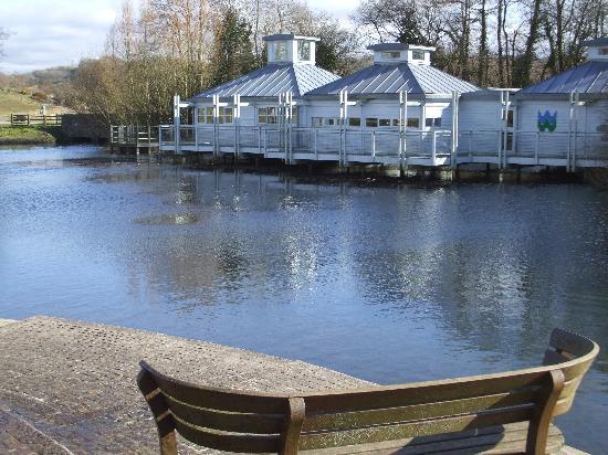 National Botanic Garden of Wales: The Aqualab