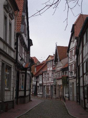 Mercure Hotel Hannover Mitte: Hameln Street