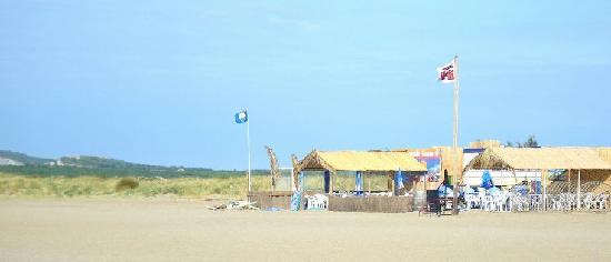 Fleury, France : La plage
