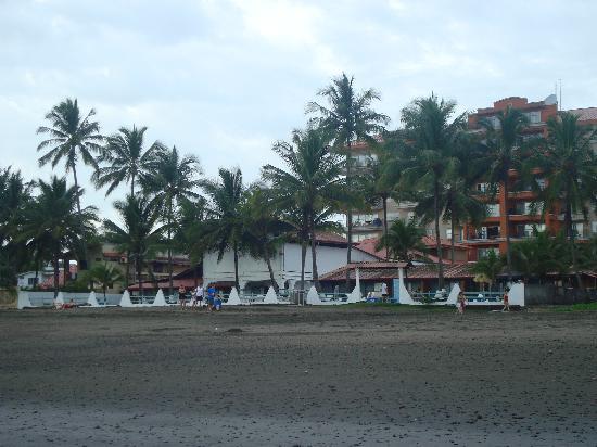 Hotel Cocal & Casino: desde la playa