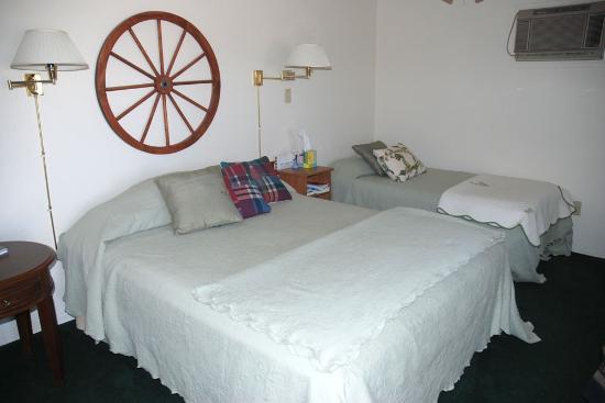 Quailway Cottage : Bedroom