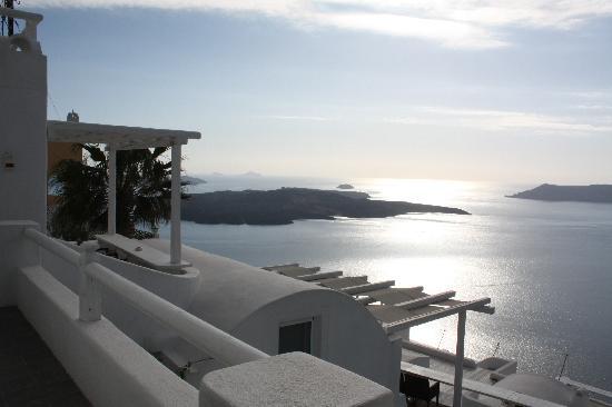 Mill Houses Elegant Suites: Beautiful view