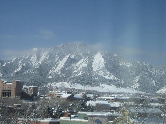 Boulder Marriott : View from Room