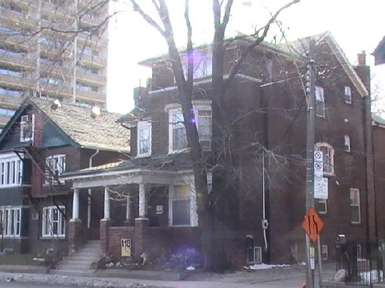 Havinn International Guest House: 118 spadina avenue - the house