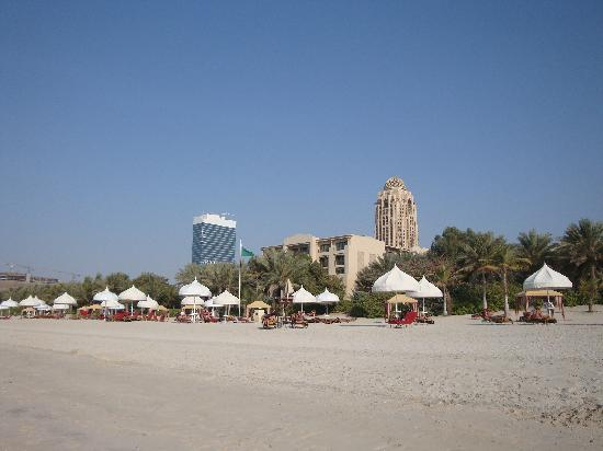 Residence & Spa at One&Only Royal Mirage Dubai : beach