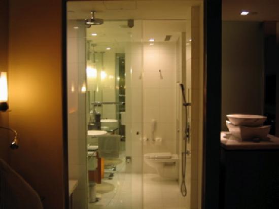 เลอ เมอริเดียน ไซเบอร์พอร์ท: Bathroom 1