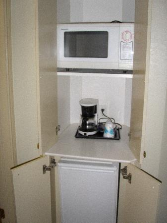La Quinta Inn & Suites Memphis Primacy Parkway: Microwave/Refrig.