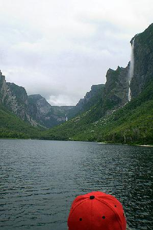 Western Brook Pond : Awe inspiring