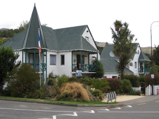 La Rive Akaroa Motel: La Rive Motel