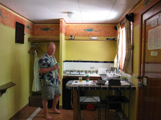 Hotel Verde Mar: Kitchenette