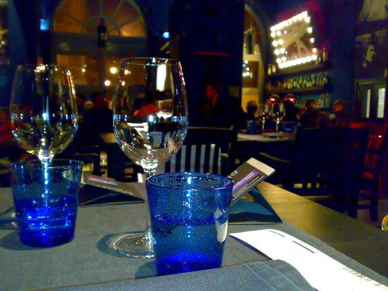 Cafe Rossetti: Interno caffe ristorante rossetti