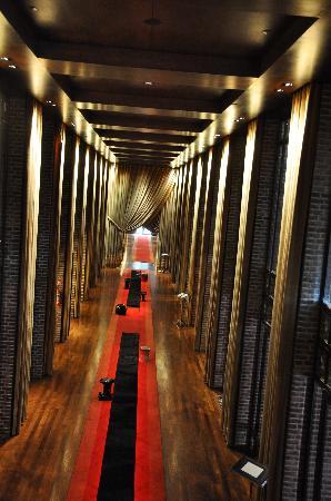 Faena Hotel: The Lobby area