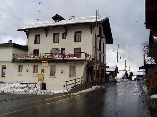 Hotel La Tour d'Ai: Exterior