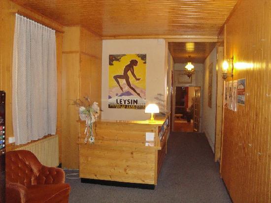 Hotel La Tour d'Ai: Lobby