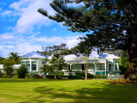 Ounuwhao Harding House Bay of Islands