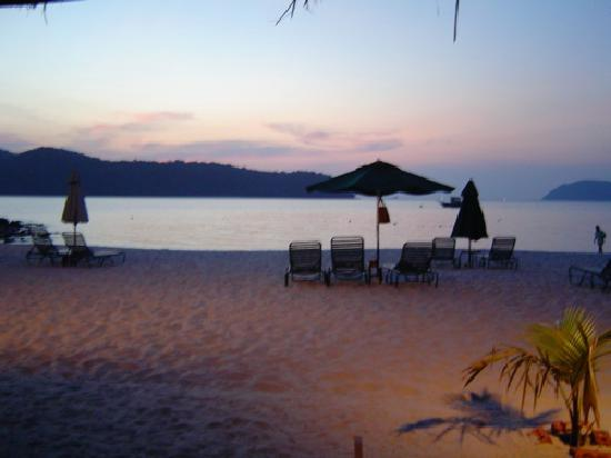 The Lanai Langkawi Beach Resort: A quiet sunset