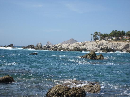 View from Esperanza beach