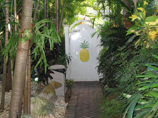 Pineapple Point Guest House and Resort: Warm Welcome