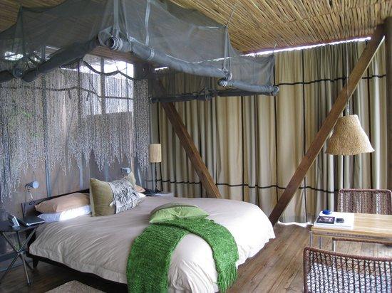 Singita Sweni Lodge: Our Bedroom