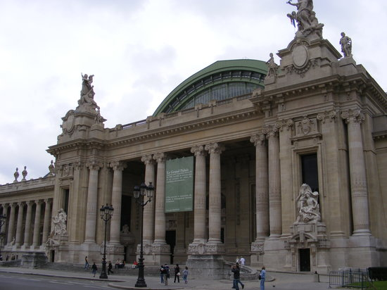 Grand palais paris 4 picture of grand palais paris tripadvisor - Exposition paris grand palais ...