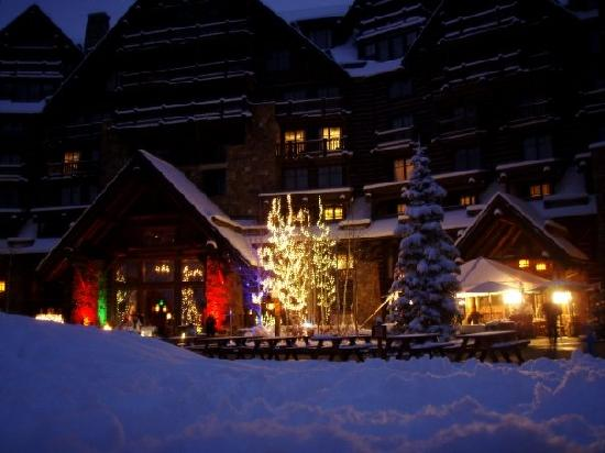 The Ritz-Carlton, Bachelor Gulch: Decorated for Christmas