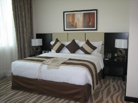 Foto de Cristal Hotel Abu Dhabi