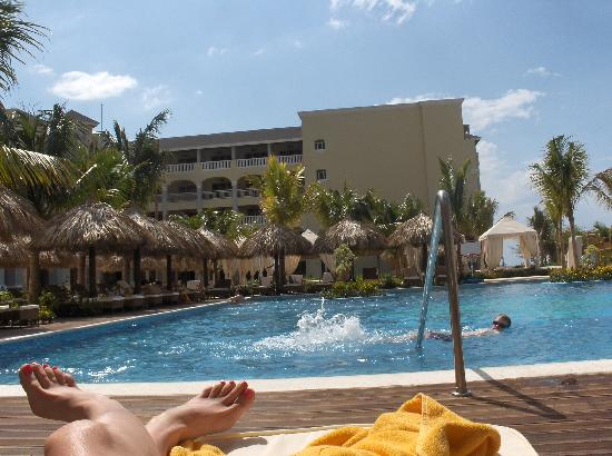 Iberostar Grand Hotel Rose Hall: water was perfect