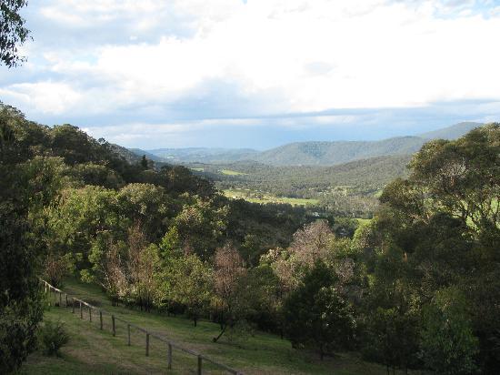 Kangaroo Ridge Retreat: Spectacular view
