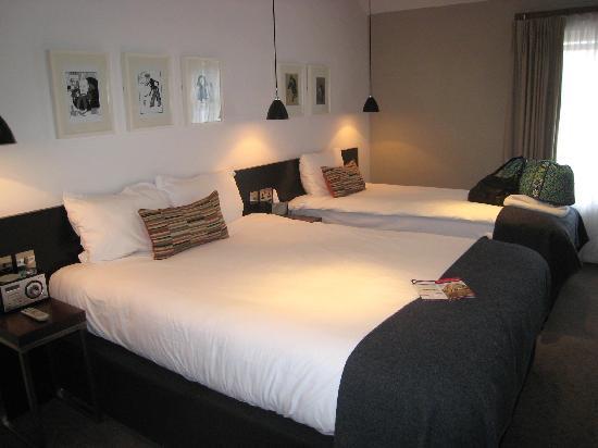 The Churchill Hotel: Family Room at the Churchill