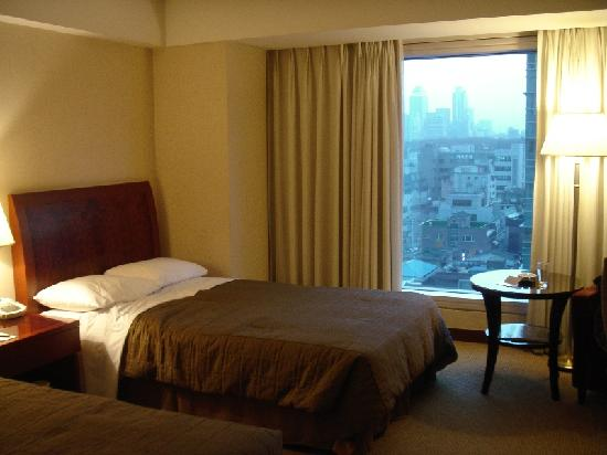 InterContinental Seoul COEX: Bedroom