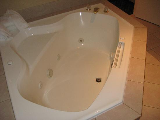 Fairfield Inn & Suites Belleville: Whirlpool