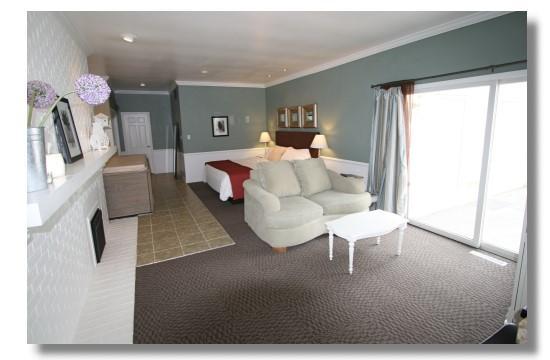 Abbey Inn: Peony Suite
