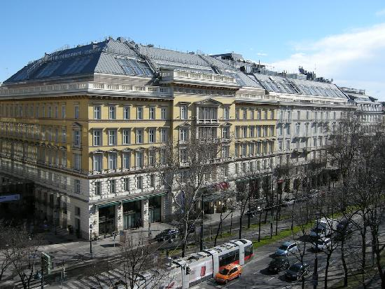 The Ring, Vienna's Casual Luxury Hotel: view 2