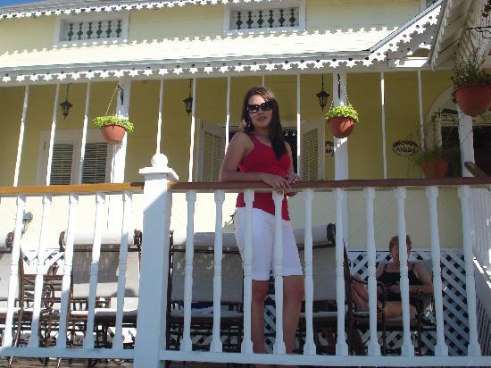 Hotel Victoriano: relax