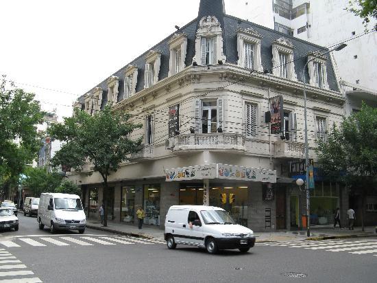 Complejo Tango Hotel Boutique: l'hôtel est à l'étage
