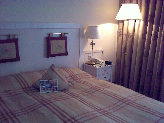 Romantik Hotel im Park: Zimmer