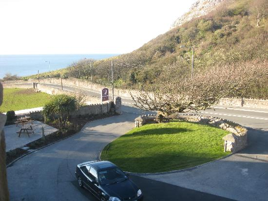 ‪‪Premier Inn Llandudno North (Little Orme) Hotel‬: Hotel Entrance‬