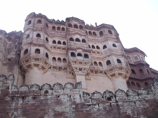 Jodhpur, India: Mehrangarh Fort