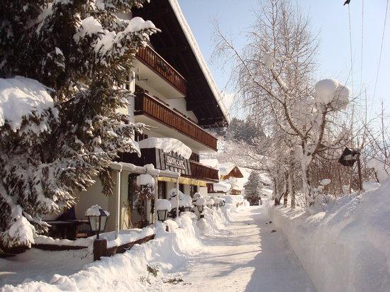 Fieberbrunn, Austria: Hotel Sonnwend