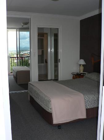 Marrakesh Resort Apartments: View of #1012 bedroom from balcony