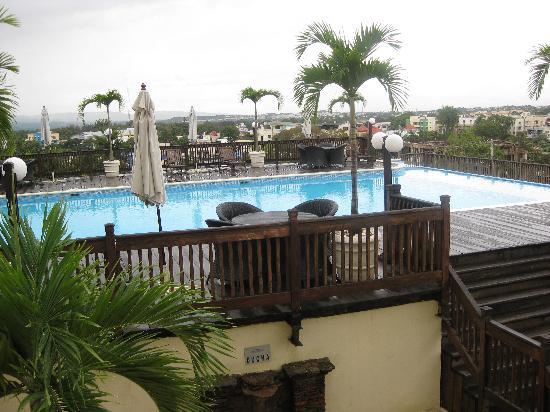 Hodelpa Gran Almirante Hotel & Casino: pool