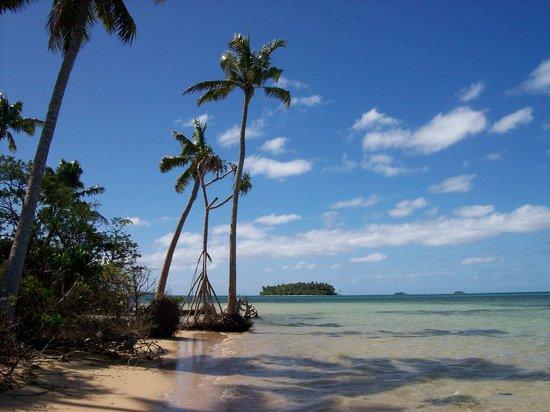 Tongatapu Island, Tonga: Pangaimotu