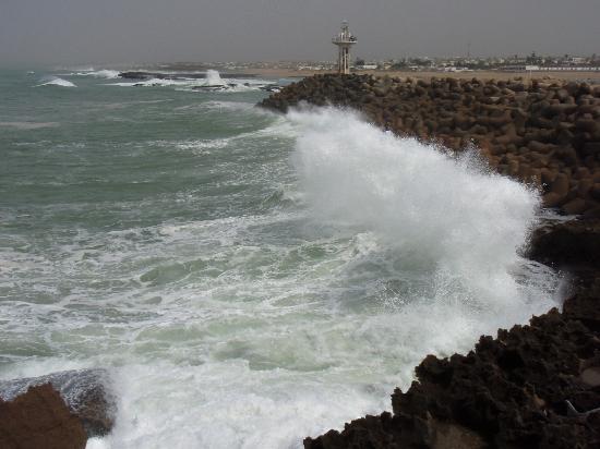 Rabat, Maroc : Ocean