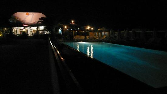 Tholos, Grecia: Hotel de nuit