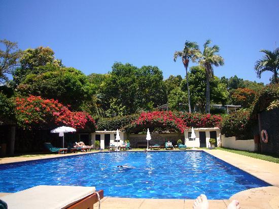 Quinta da Casa Branca: The pool