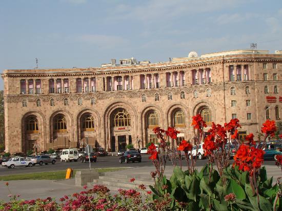 Armenia Marriott Hotel Yerevan: Marriott Armenia Hotel Yerevan