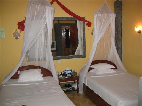 Bopha Siem Reap Boutique Hotel: Room